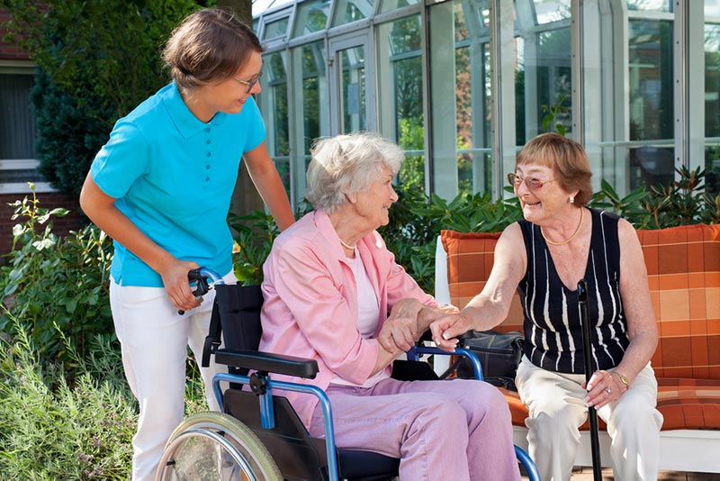The Elderly (Senior) care facility – A Home Away From Home